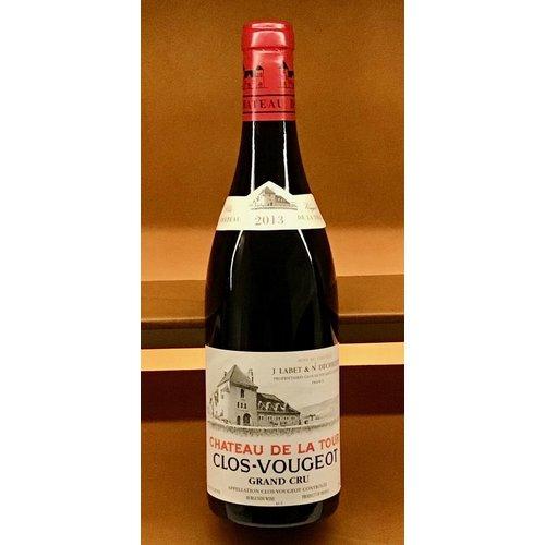 Wine CHATEAU DE LA TOUR CLOS VOUGEOT CUVEE CLASSIQUE GRAND CRU  2013