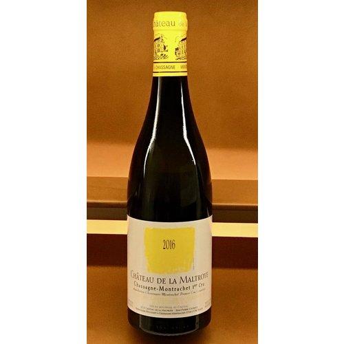 Wine CHATEAU DE LA MALTROYE CHASSAGNE-MONTRACHET 1ER CRU 'CLOS DU CHATEAU DE LA MALTROYE' BLANC 2016
