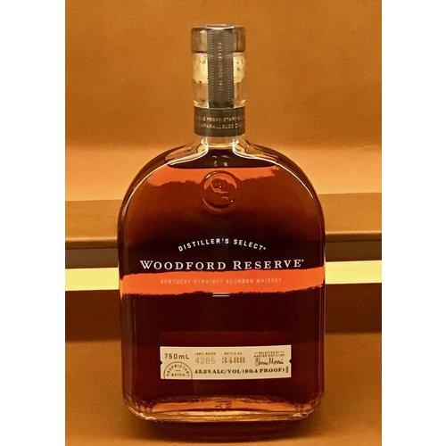 Spirits WOODFORD RESERVE BOURBON