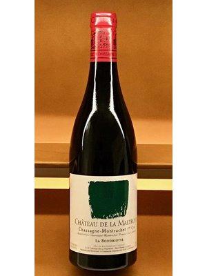 Wine CHATEAU DE LA MALTROYE CHASSAGNE-MONTRACHET 1ER CRU LA BOUDRIOTTE 2016