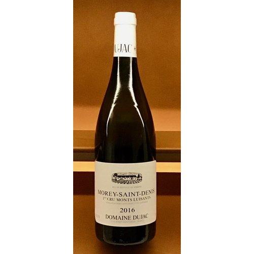 Wine DOMAINE DUJAC MOREY-SAINT-DENIS 1ER CRU MONTS LUISANTS 2016