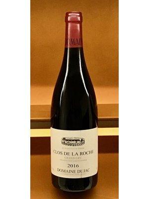 Wine DOMAINE DUJAC CLOS DE LA ROCHE GRAND CRU 2016