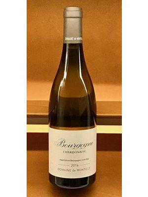 Wine DOMAINE DE MONTILLE BOURGOGNE BLANC 2016