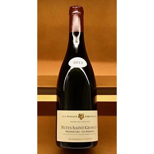 Wine REGIS FOREY NUITS SAINT GEORGES 'LES PERRIERES' 1ER CRU 2013