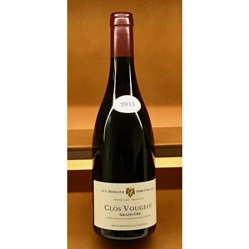 Wine REGIS FOREY CLOS DE VOUGEOT GRAND CRU 2011