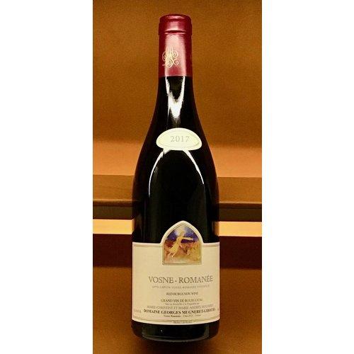 Wine GEORGES MUGNERET-GIBOURG VOSNE-ROMANEE 2017