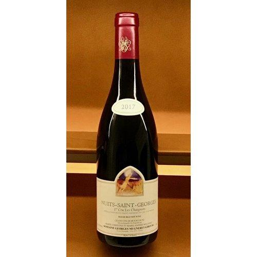 Wine GEORGES MUGNERET-GIBOURG NUITS SAINT GEORGES 'CHAIGNOTS' 1ER CRU 2017