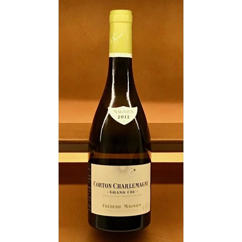 Wine FREDERIC MAGNIEN CORTON-CHARLEMAGNE GRAND CRU 2012