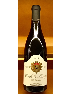 "Wine HUBERT LIGNIER CHAMBOLLE-MUSIGNY ""LES BUSSIERES""  2016"