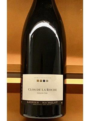 Wine LIGNIER-MICHELOT CLOS DE LA ROCHE GRAND CRU 2012 3L