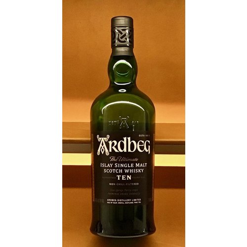 Spirits ARDBEG 10YR SCOTCH