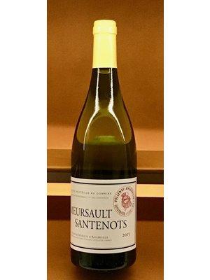 Wine MARQUIS D'ANGERVILLE 'MEURSAULT-SANTENOTS' 1ER CRU 2015