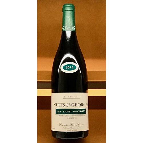 Wine HENRI GOUGES NUITS SAINT GEORGES 'LES SAINT GEORGES' 1ER CRU 2012