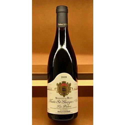 Wine HUBERT LIGNIER NUITS SAINT GEORGES 'LES DIDIERS' 1ER CRU 2009