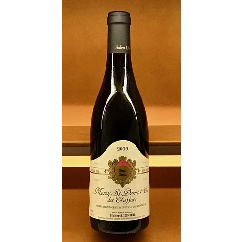 Wine HUBERT LIGNIER MOREY SAINT DENIS 'LES CHAFFOTS' 1ER CRU 2009