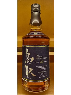 Spirits MATSUI THE TOTTORI 21 YEAR OLD BLENDED JAPANESE WHISKY
