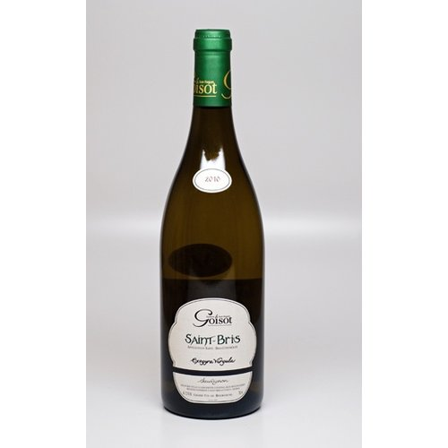 Wine GOISOT SAUVIGNON DE SAINT-BRIS 'EXOGYRA VIRGULA' 2014