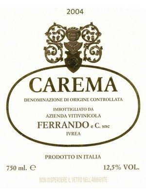 Wine LUIGI FERRANDO CAREMA 'ETICHETTA BIANCA' 2012