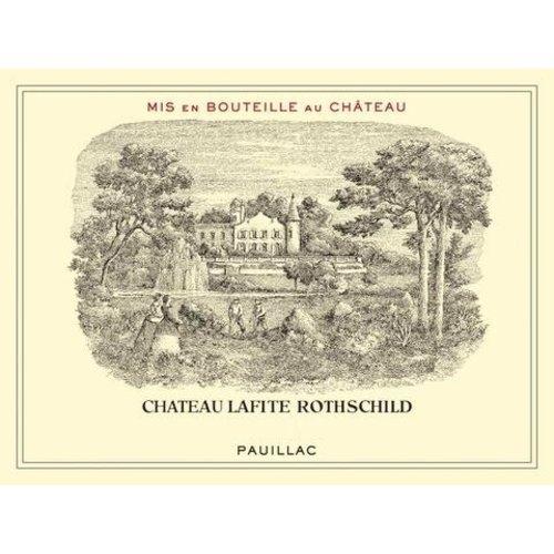 Wine CH LAFITE ROTHSCHILD 1990 1.5L