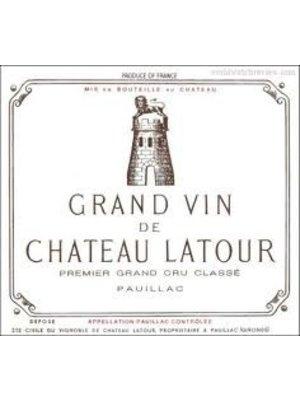 Wine CH LATOUR 1990 5L