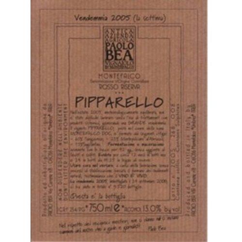 Wine PAOLO BEA ROSSO RISERVA 'VIGNA PIPPARELLO' 2010