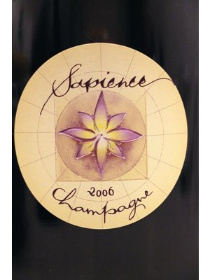 Sparkling MARGUET PERE & FILS EXTRA BRUT 'SAPIENCE' CHAMPAGNE 2006