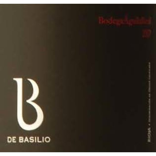 Wine B DE BASILIO RIOJA TINTO 2008