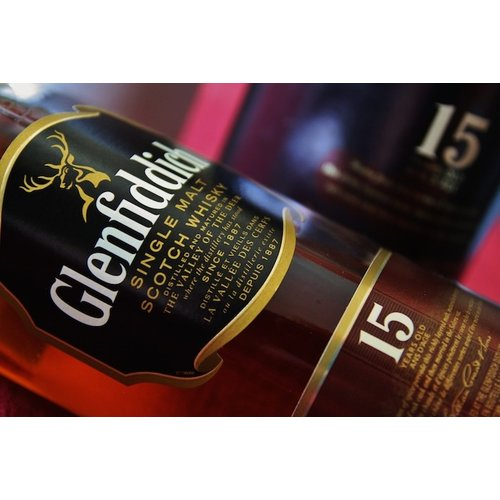 Spirits GLENFIDDICH 15YR SOLERA RESERVE SCOTCH