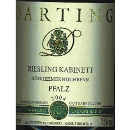 Wine DARTING DURKHEIMER HOCKBENN RIESLING KABINETT 2012