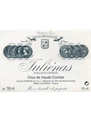 Wine CLOS DE HAUTE COMBE JULIENAS 2014