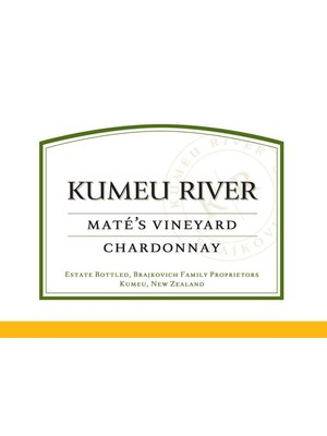 Wine KUMEU RIVER CHARDONNAY 'MATES VINEYARD' 2014