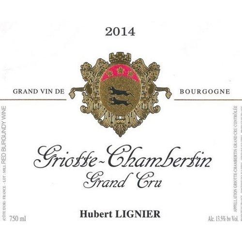 Wine DOMAINE HUBERT LIGNIER GRIOTTE-CHAMBERTIN GRAND CRU 2015