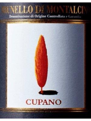 Wine CUPANO BRUNELLO DI MONTALCINO 2008