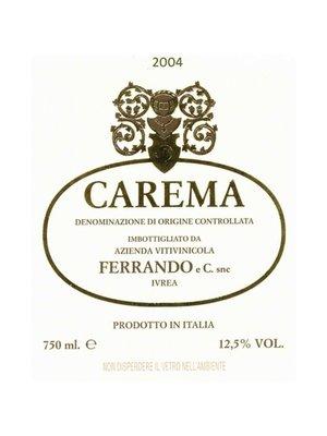 Wine LUIGI FERRANDO CAREMA 'ETICHETTA BIANCA' 2014