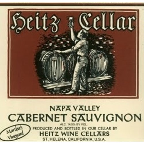 Wine HEITZ CABERNET SAUVIGNON 'MARTHA'S VINEYARD' 2004