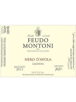 Wine FEUDO MONTONI NERO D'AVOLA LAGNUSA 2018