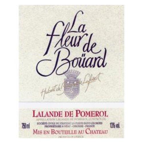 Wine CHATEAU LA FLEUR DE BOUARD 2015
