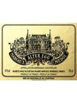 Wine ALTER EGO DE PALMER MARGAUX 2015
