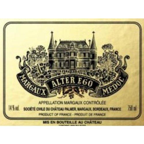 Wine ALTER EGO DE PALMER MARGAUX 2014