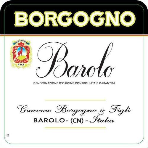 Wine GIACOMO BORGOGNO BAROLO 2011