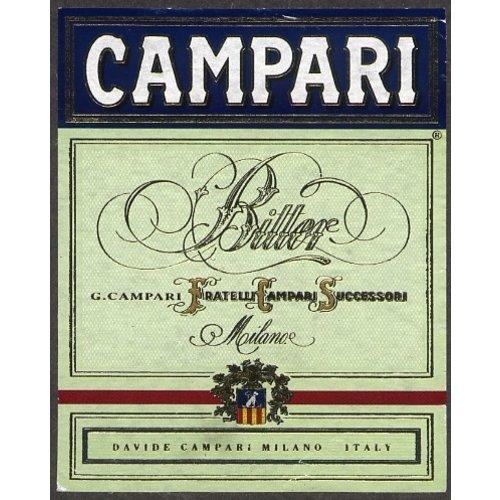 Spirits CAMPARI APERITIVO
