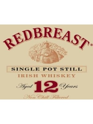 Spirits REDBREAST IRISH WHISKY 12 YR