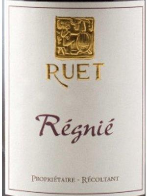 Wine DOMAINE RUET REGNIE LES BOIS 2017
