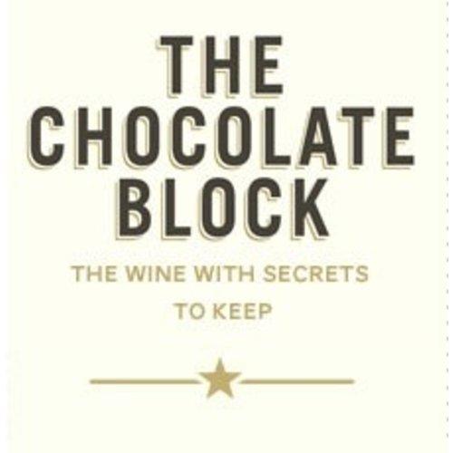 Wine BOEKENHOUTSKLOOF 'CHOCOLATE BLOCK' 2016