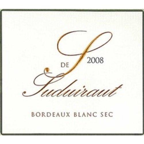 Wine 'S' DE SUDUIRAUT BLANC 2016