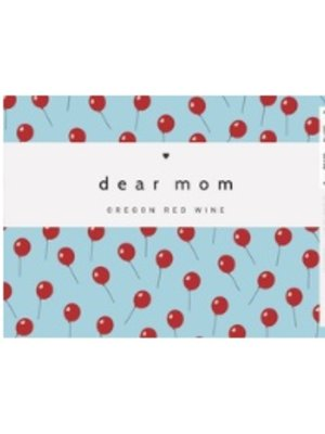 Wine DEAR MOM RED IN CANS 187ML 2017