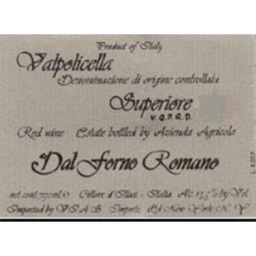 Wine DAL FORNO ROMANO VALPOLICELLA SUPERIORE 'MONTE LODOLETTA' 2010