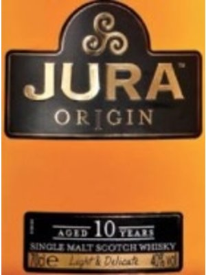 Spirits JURA SINGLE MALT SCOTCH WHISKY10YR