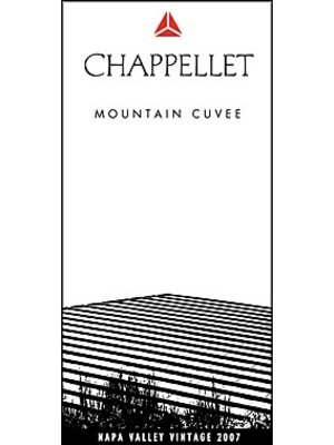 Wine CHAPPELLET MOUNTAIN CUVEE 2017