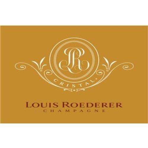 Sparkling LOUIS ROEDERER CRISTAL BRUT CHAMPAGNE 2009